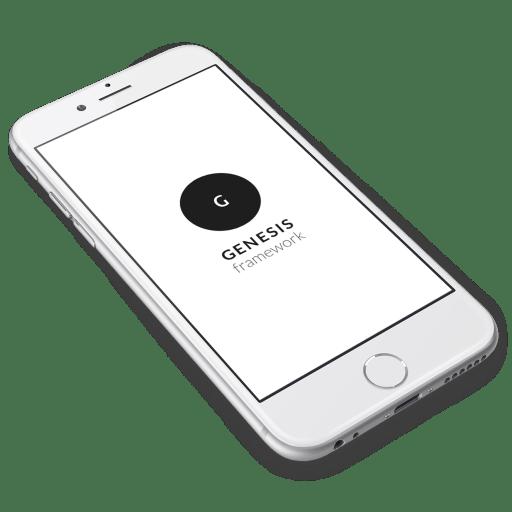 Genesis on Iphone